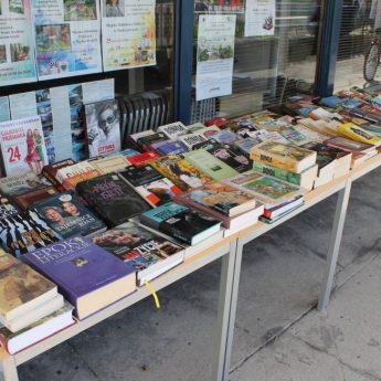 Wrześniowy kiermasz książek w Międzyzdrojach