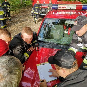Strażacy z gminy Golczewo doskonalili swoje umiejętności