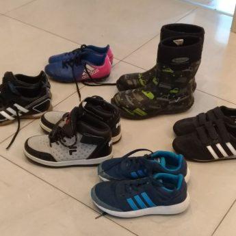 Buty chłopięce sprzedam