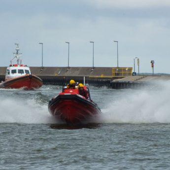 Na Bałtyku tonie kuter. Trwa akcja ratunkowa SAR