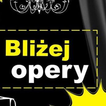 """Warsztaty """"Bliżej opery"""" w Kamieniu Pomorskim"""