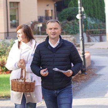 Sławomir Nitras z najlepszym wynikiem w Powiecie Kamieńskim