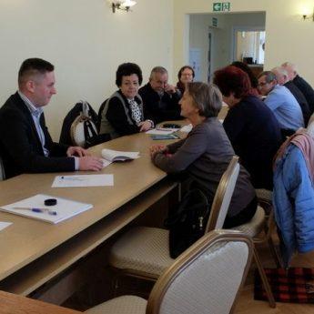 Golczewska Rada Seniorów już działa