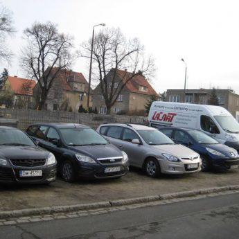 Wypożyczalnia samochodów osobowych i dostawczych
