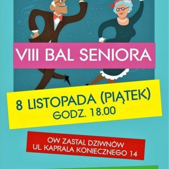 Bal Seniora w Dziwnowie