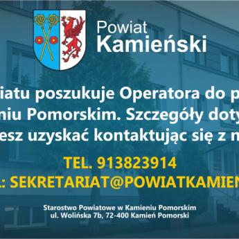 Zarząd Powiatu poszukuje Operatora do prowadzenia szpitala