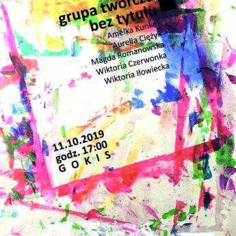 Wernisaż Grupy Twórczej już w piątek w GOKiS