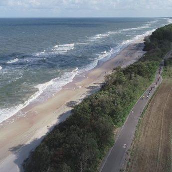 Powiedz jak powinna wyglądać trasa rowerowa nad Bałtykiem!