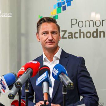 Olgierd Geblewicz szefem PO w regionie