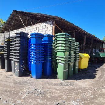Zbiórka odpadów wielkogabarytowych w Gminie Kamień Pomorski