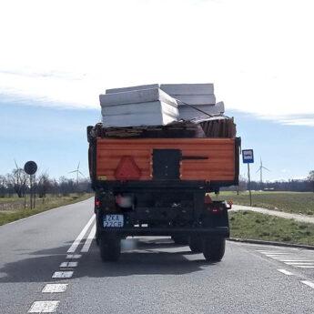 Zbiórka odpadów wielkogabarytowych w Gminie Golczewo