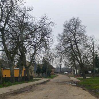 Droga w Kaleniu doczeka się przebudowy