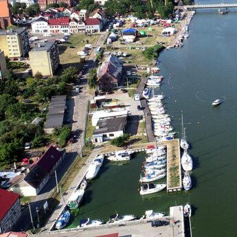 Niebawem decyzja w sprawie nowych opłat portowych w Wolinie