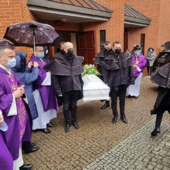 Pożegnali ofiary tragedii w Dziwnowie
