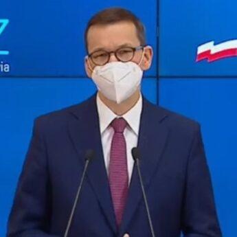 """Nowe obostrzenia od soboty! Premier: """"Ludzie to rozumieją"""" [LISTA]"""