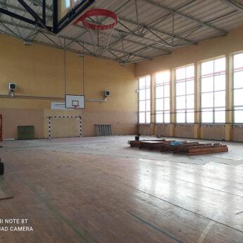 Golczewscy uczniowie zyskają lepszy komfort do ćwiczeń. Jest przetarg na remont dwóch sal gimnastycznych