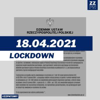 Rozgrywki ligowe zawieszone do 18 kwietnia