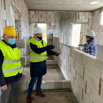Budowa przedszkola w Wolinie już na półmetku