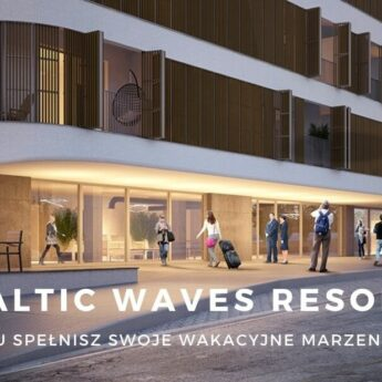 Baltic Waves Resort Międzyzdroje zastąpi dawny budynek Polino