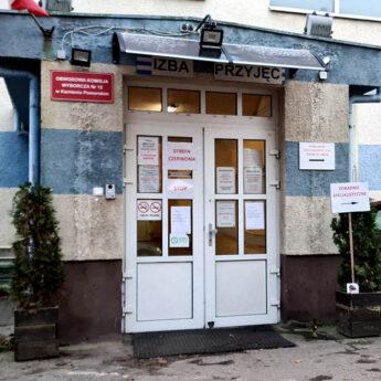Coraz bliżej Zakładu Opiekuńczo Leczniczego w kamieńskim szpitalu