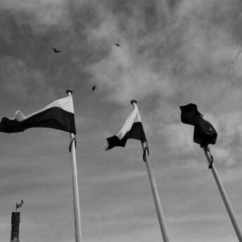 Syreny zawyły w Kamieniu Pomorskim. Dziś 11. rocznica katastrofy Tu - 154m w Smoleńsku