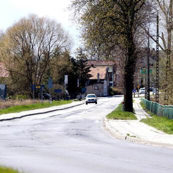 Będzie remont dróg wojewódzkich. Wśród nich droga nr 107 w Kamieniu Pomorskim oraz odcinek Jatki - Świerzno