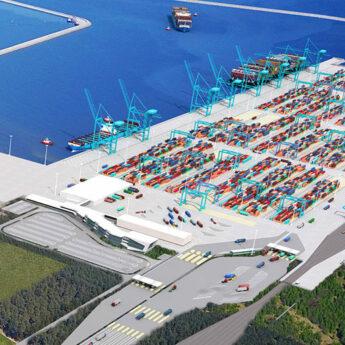 Jest chętny do budowy terminala kontenerowego w Świnoujściu
