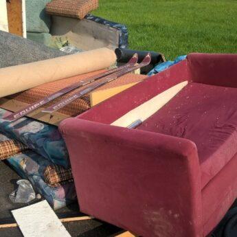 Zbiórka odpadów wielkogabarytowych w Gminie Wolin