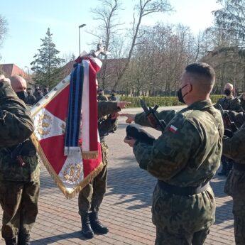Żołnierze 8. Flotylli Obrony Wybrzeża złożyli przysięgę
