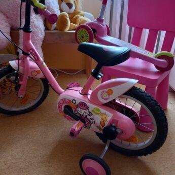 Różne rowerek dla dziewczynki