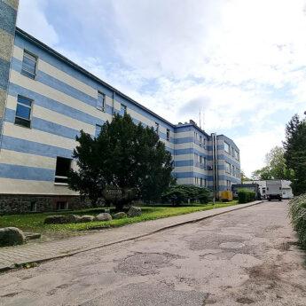 Szpital w Kamieniu Pomorskim z szansą na półmilionowe wsparcie