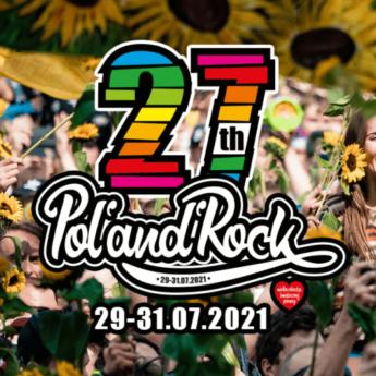 Wejściówki na 27. Pol'and'Rock Festival w Makowicach