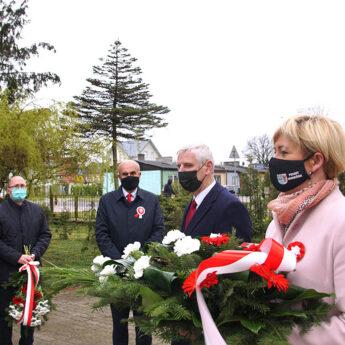 W Kamieniu Pomorskim upamiętniono 230. rocznicę uchwalenia Konstytucji 3 Maja