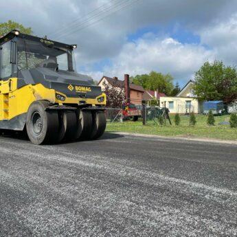 Krzepocin zyskał nową asfaltową drogę