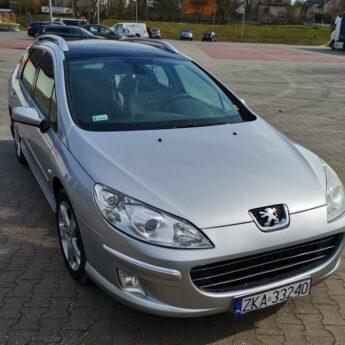 Peugeot 407 SW 2008r