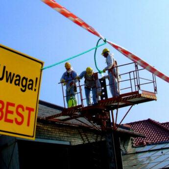 Gmina Wolin wolna od azbestu