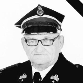 Odszedł Druh Stefan Waszczuk. Honorowy i długoletni działacz Ochotniczych Straży Pożarnych