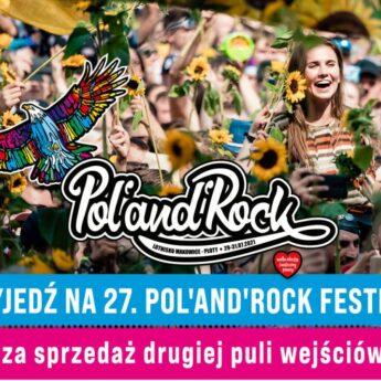 Na Festiwal wejdzie 20 tys. osób! Pol & Rock dla zaszczepionych
