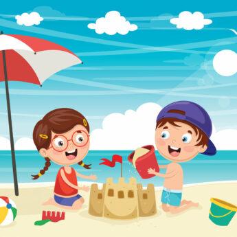 Półkolonie letnie dla dzieci w Międzyzdrojach