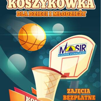 MOSiR zaprasza na zajęcia z koszykówki