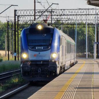 Od dziś nowy wakacyjny rozkład jazdy pociągów