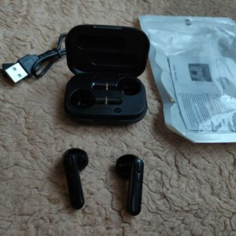 Earbuds słuchawki bluetooth