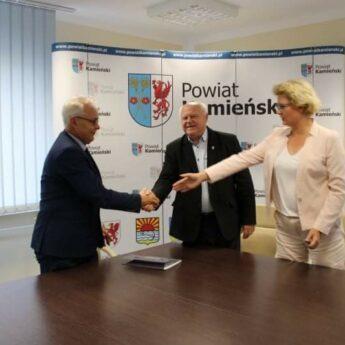 Golczewo, Międzyzdroje i Powiat Kamieński zrealizują transport na życzenie