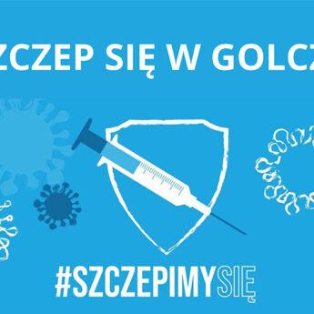 Zaszczep się w Gminie Golczewo!