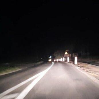 """Egipskie ciemności w Kołczewie: """"Od miesiąca nie świeci 1/3 lamp"""""""