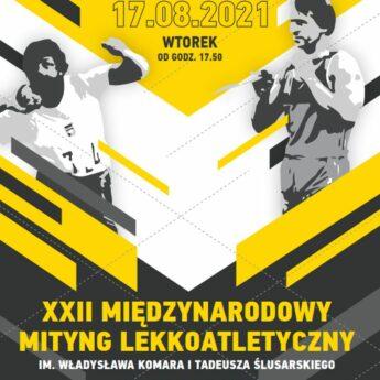 XXII Międzynarodowy Mityng Lekkoatletyczny