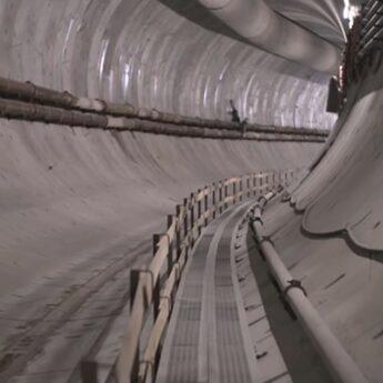 Tunel w Świnoujściu - 200 metrów do celu!