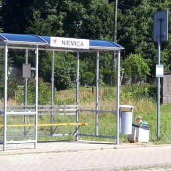 W Gminie Golczewo pojawiły się nowe przystanki autobusowe