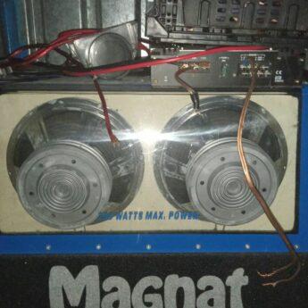 Skrzynia Basowa Car Audio