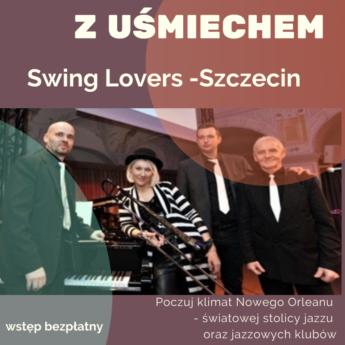 """Wolin Wyspa Dźwięku - po bluesie czas na jazz, """"Jazz z Uśmiechem"""""""